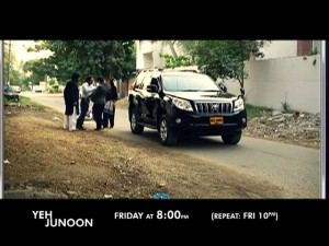 Yeh Junoon EP # 17 PROMO
