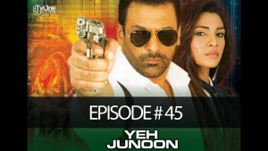 Yeh Junoon EP# 45 Bad Az Marg – 21st October 2016