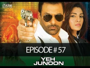 Yeh Junoon – EP# 57 – 13th January 2017