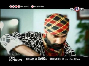 Yeh Junoon EP# 60 Promo