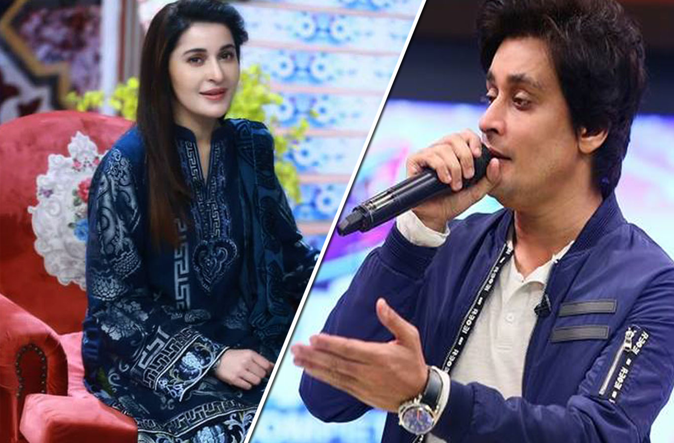 Sahir lodhi and wife - Search Picture Results - Funny Pictures Sahir lodhi family pictures
