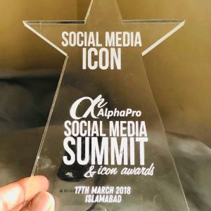 Alphapro's social media summit discussed and praised the developments and expansions in Social Media in Pakistan.